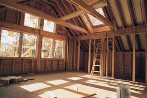 Attic remodeling Ketter's house San Antonio