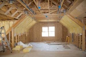 attic remodeling San Antonio